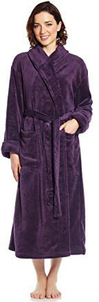 Leveret Women's Fleece Robe