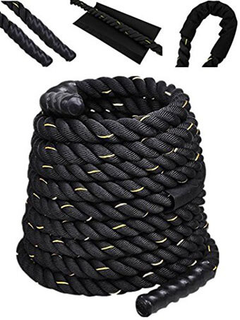 Comie Poly Dacron Battle Rope
