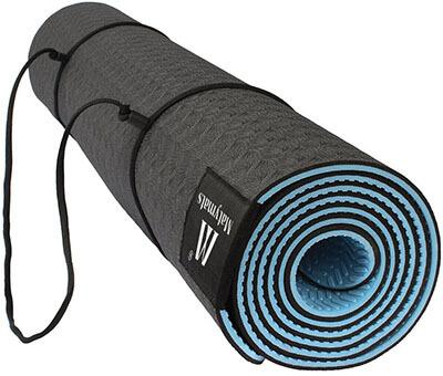 Many mats Non - Slip TPE Yoga Mat