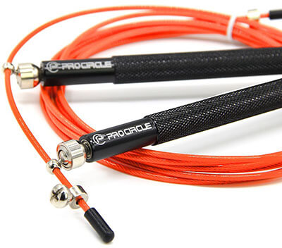 Procircle Speed Jump Rope for Workout