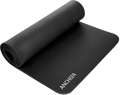 Ancheer Exercise Yoga Mat