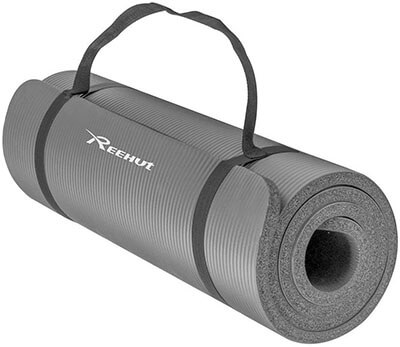 Reehut - Exercise Yoga Mat