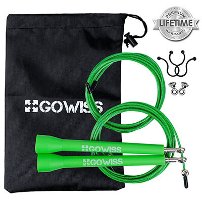 Gowiss Fitness Skipping Rope