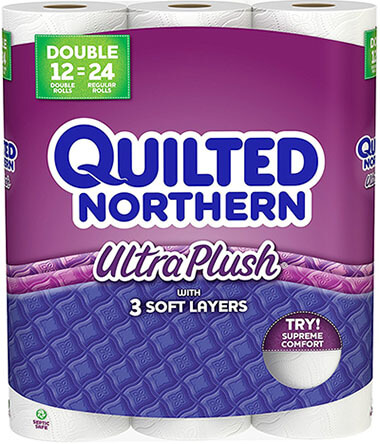 Quilted Northern Ultra Plush Toilet Tissue