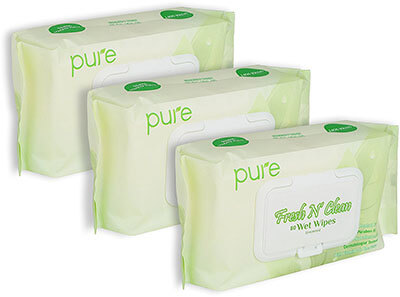 Fresh N Clean Baby Wet Wipes