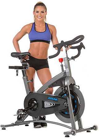 Sunny Health & Fitness Asuna 5100 Commercial Indoor Cycling Bike