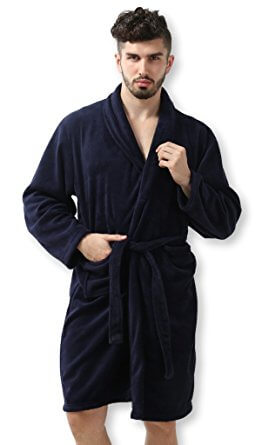 Pembrook Men's Robe