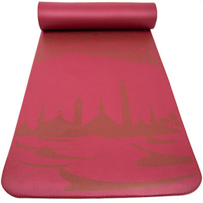 Peace Yoga with Extra Thickness Mat
