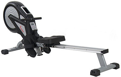 Air Magnetic Rower Machine SF-RW5623 by Sunny Health & Fitness