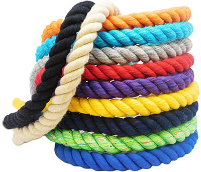 FMS Triple-Strand Super Soft Rope