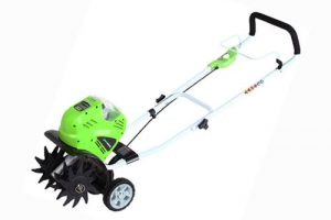 Top 10 Best Electric Garden Tillers in 2018 Reviews