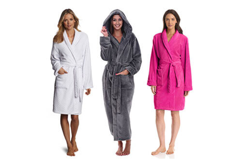 Top 15 Best Bathrobes for Women in 2019 Reviews – AmaPerfect c1b1eb243c9b