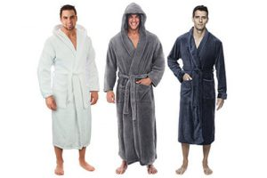 Top 15 Best Bathrobes For Men in 2018 Reviews