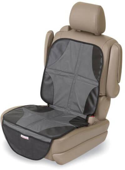 Kiddopotamus Car Seat Protector Mat, 2 in 1 Duomat