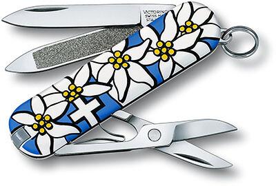 Victorinox Classic Pocket Knife - Swiss Army design