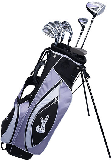 Confidence Golf LADY - POWER Hybrid Club Set