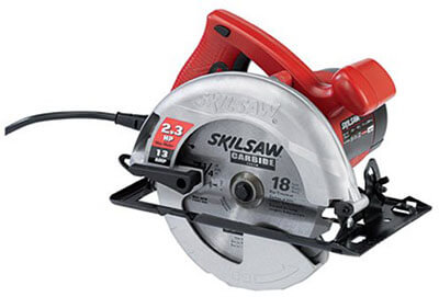 Skil 5480-01 13 Amp Circular Saw Kit