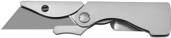 Gerber EAB Pocket Knife, Replaceable blade