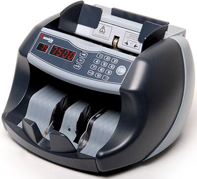 Cassida 6600 UV Currency Counter - Business Grade