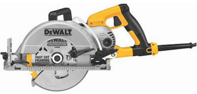 DEWALT DWS535 Warm Drive Circular Saw