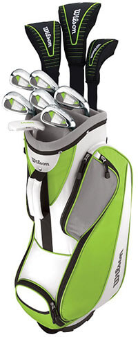 Wilson - Ultra Ladies Golf Club Set