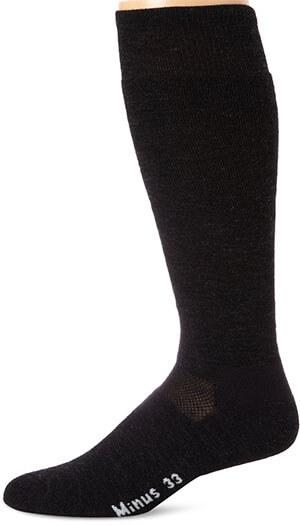 Minus33 Merino Wool Snowboard Socks