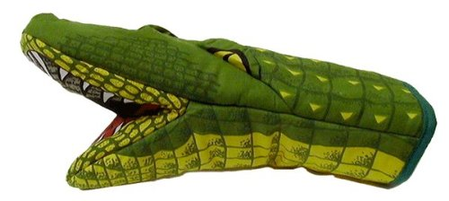Alligator Oven Mitt by Cajun Creations