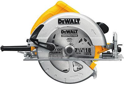 DEWALT DWE575 Lightweight Circular Saw