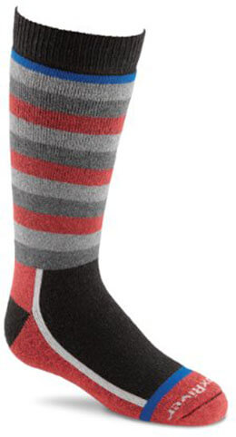 Fox River Over-The-Calf Kids Winter Socks
