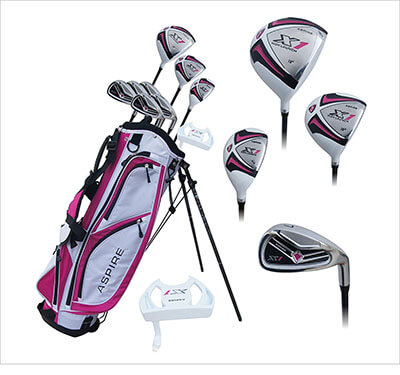 Aspire X1 Ladies Women's - Golf Clubs Set
