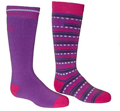 Bridgedale Merino 2-Pack Ski Boot Socks