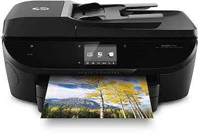 HP Envy 7640 All-in-One Wireless Photo Printer