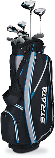 Callaway - Women's Strata Club Set
