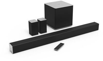 VIZIO SB4051 wireless Soundbar System
