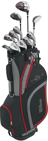 Wilson Men's Profile XLS 2015 Complete Golf Set