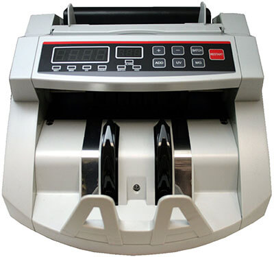 BlueDot Trading Currency Bill Counting Machine