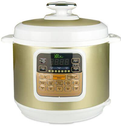 Midea BT100-6L Automatic Programmable Pressure Cooker