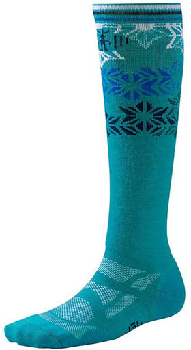 Smartwool Medium Women's Light Ski Boot Socks