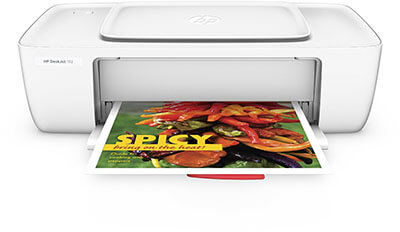 HP Deskjet 1112 Compact F5S23A Photo Printer