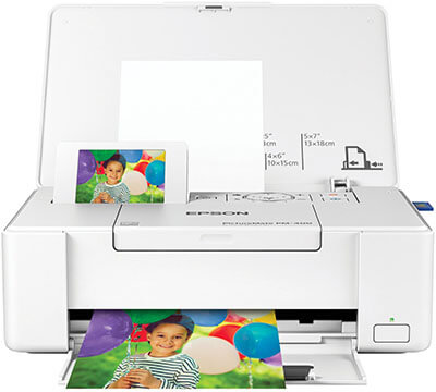 Epson PictureMate PM-400 Wireless Photo Printer