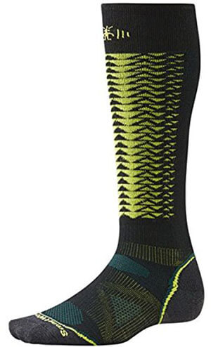 SmartWool PhD Downhill Racer Ski Boot Socks