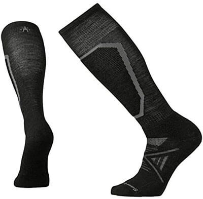 SmartWool PhD Medium Ski Socks for Men