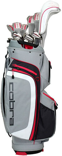 Cobra Max- Complete Golf Set for women
