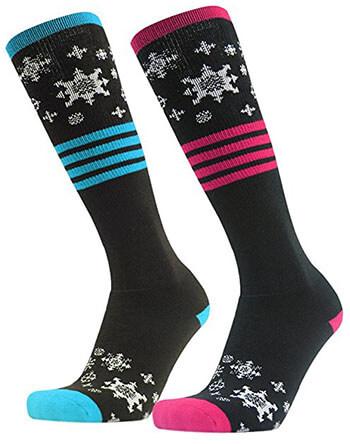 Gmark Thick Sports Ski Socks for Women