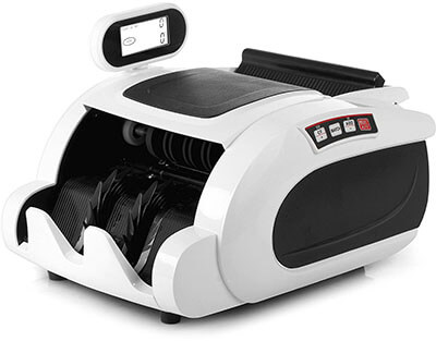 .Pyle Automatic Bill Counter Machine