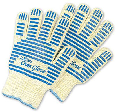 Is All Sorts Short Silicone Oven Gloves