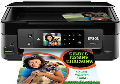 Epson XP-430 Expression Home Professional Photo Printer