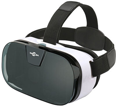 SARLAR 3D Virtue Reality Headset/ Glasses
