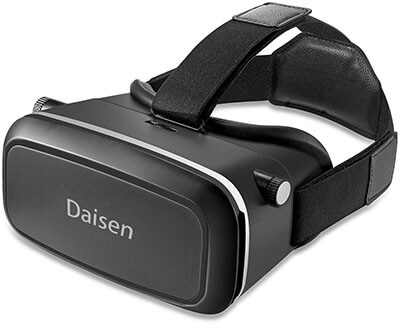 Daisen-tech 2016 Version 3D Virtual Reality Glasses Headset