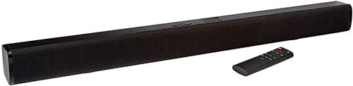 AmazonBasics 2.0 Channel wireless Bluetooth Soundbar